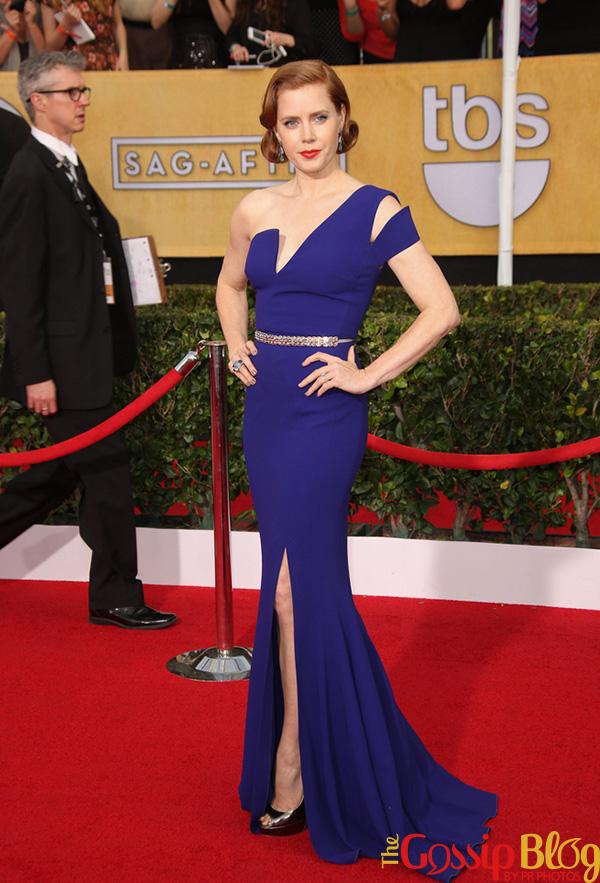 Amy Adams at 2014 Screen Actors Guild Awards