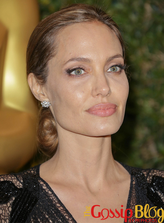 Angelina Jolie at Governors Awards 2013