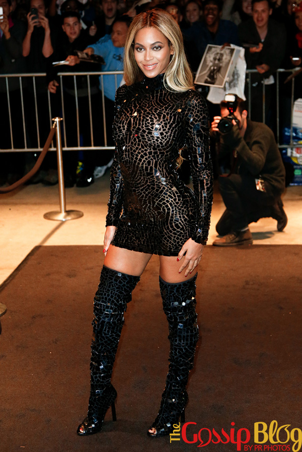 Beyonce attends 'Beyonce' Album Release Party