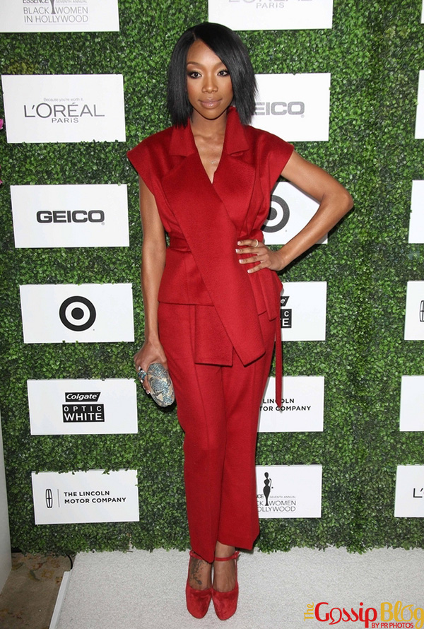 Brandy 2014 Essence Luncheon