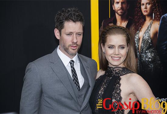 Darren Le Gallo, Amy Adams at 'American Hustle' Premiere