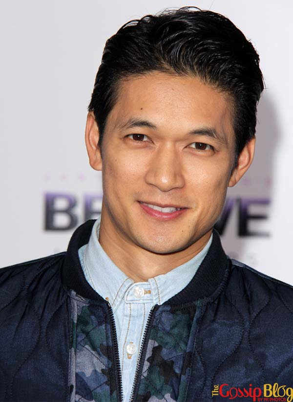 Harry Shum Jr, Justin Bieber