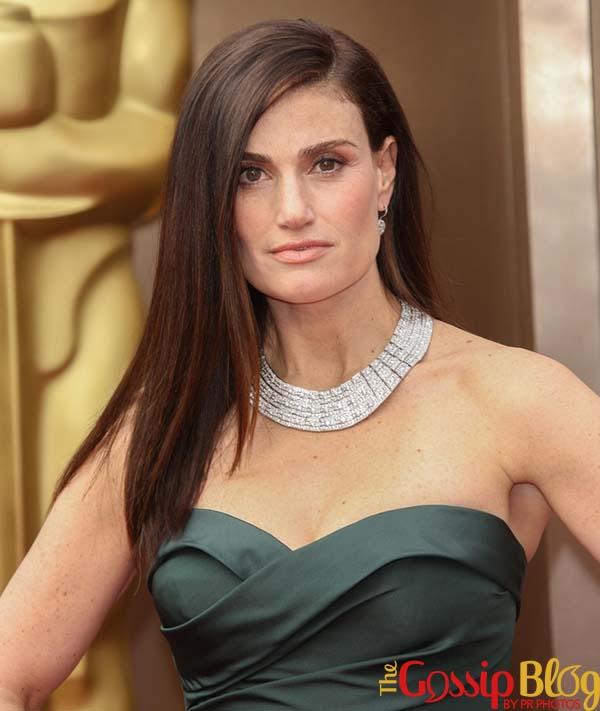 Idina Menzel, 2014 Oscars
