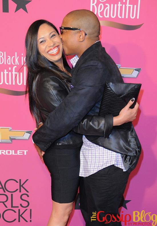 Ja Rule at Black Girls Rock Awards 2013