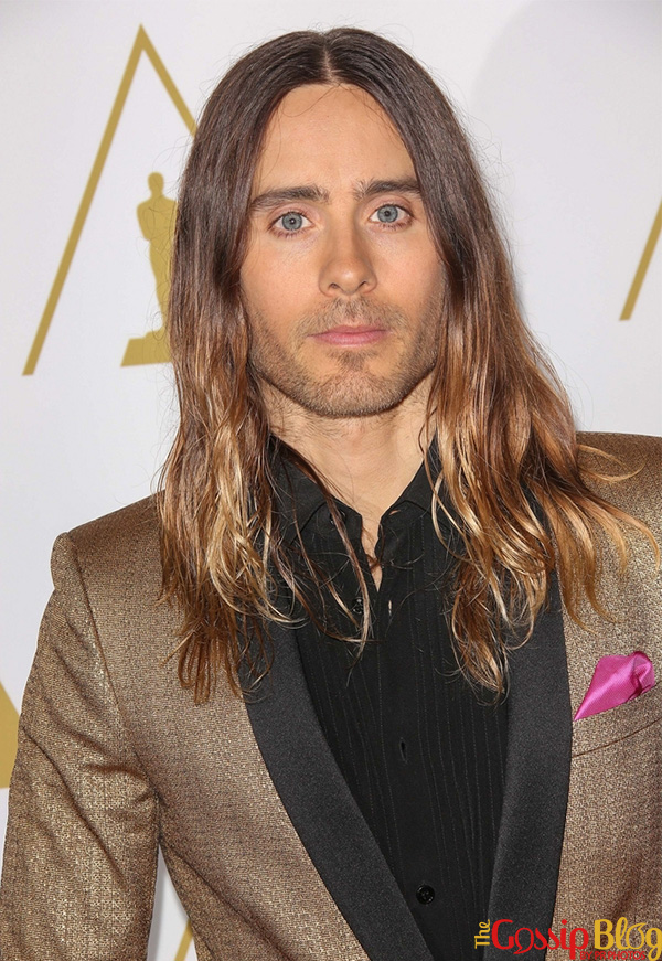 Jared Leto 2014 Oscars Nominee Luncheon