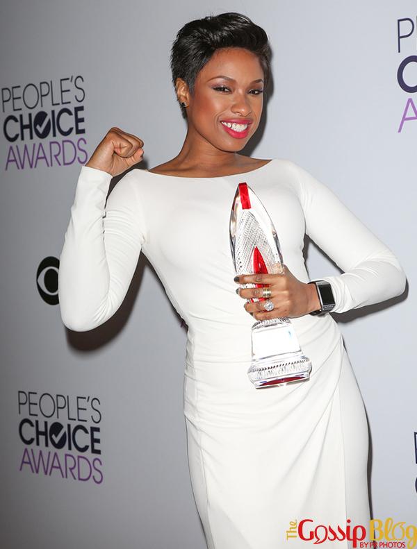 Jennifer Hudson at 40th Annual People's Choice Awards