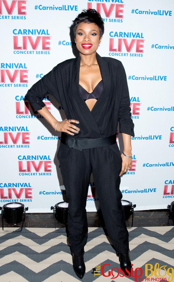 Jennifer Hudson at Carnival Live Concert Series