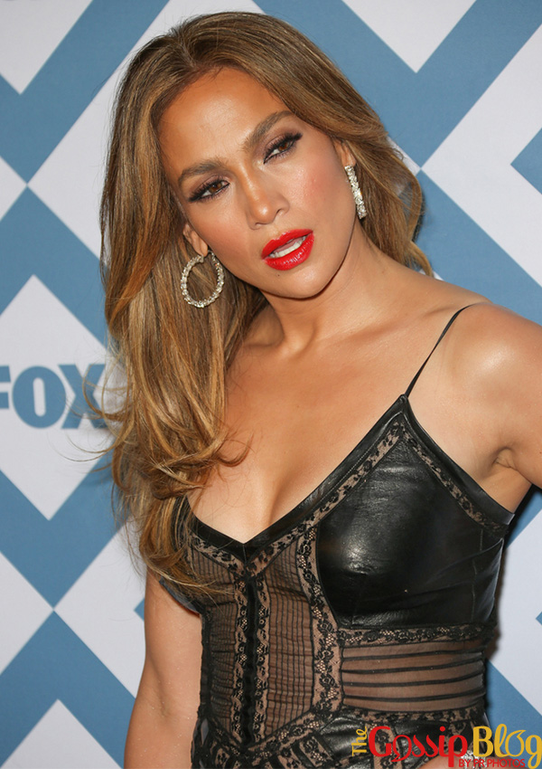 Jennifer Lopez at the TCA Winter Press Tour