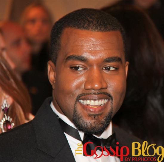 Kanye West at the 2011 MET Gala