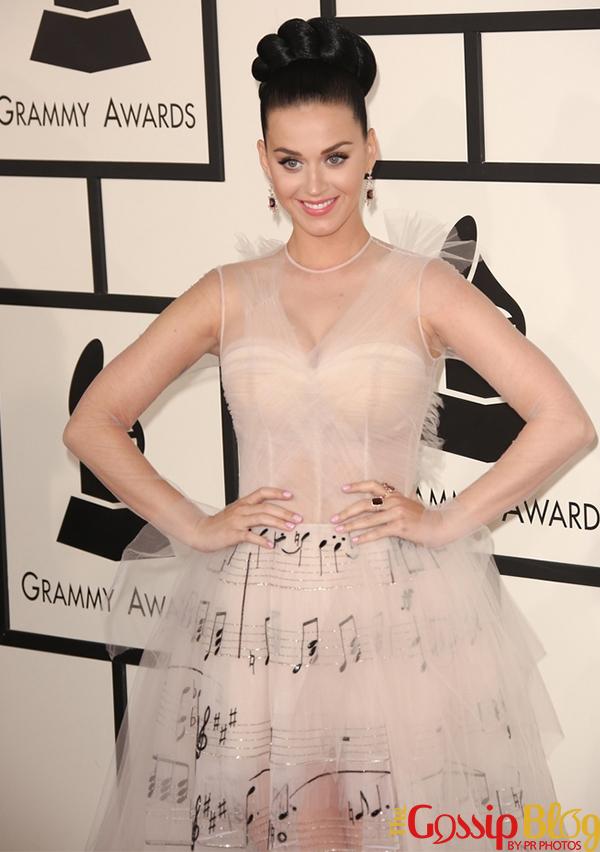 Katy Perry at 2014 GRAMMY Awards