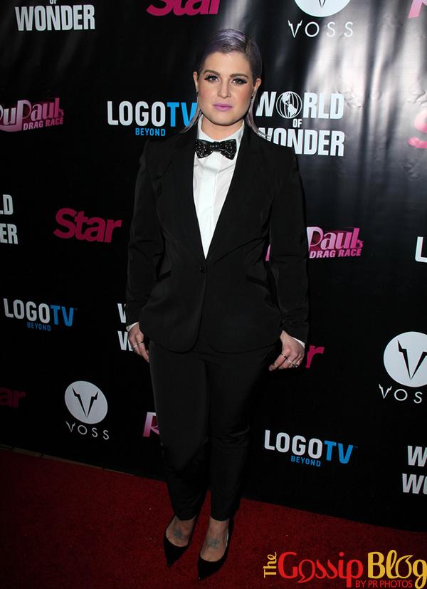 Kelly Osbourne at 'RuPaul's Drag Race' Season 6 Premiere