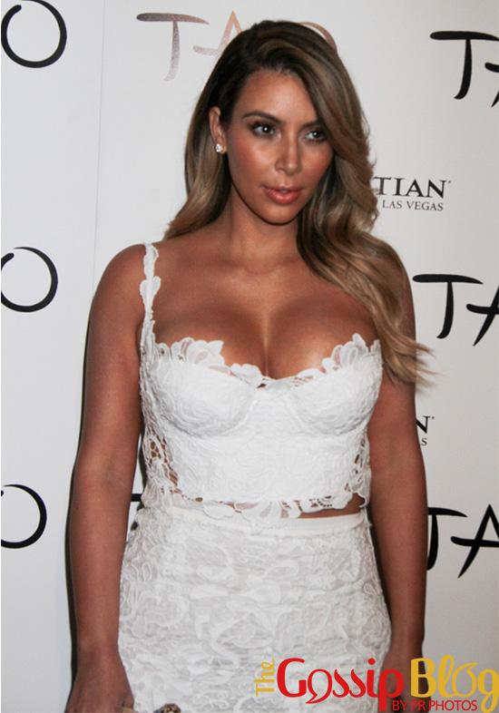 Kim Kardashian 33rd Birthday Celebration