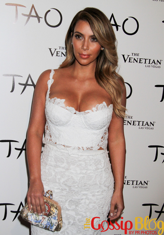 Kim Kardashian 33rd Birthday Celebration