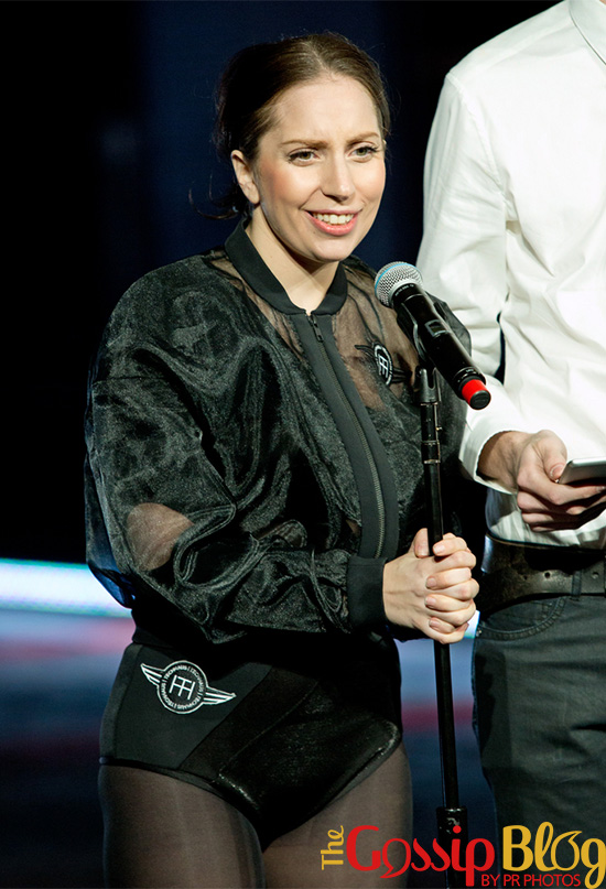 Lady Gaga artRAVE Artpop Album Release Press Conference