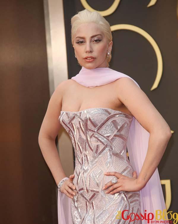 Lady Gaga, 2014 Oscars
