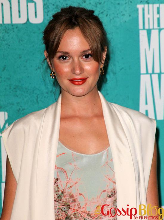 Leighton Meester at 2012 MTV Movie Awards