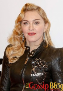 Madonna's Hard Candy Gym Opening Photocall