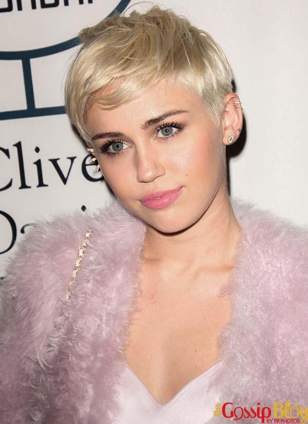 Miley Cyrus, 2014 Grammy
