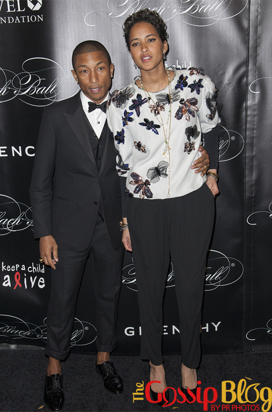 Pharrell Williams, Helen Lasichanh1