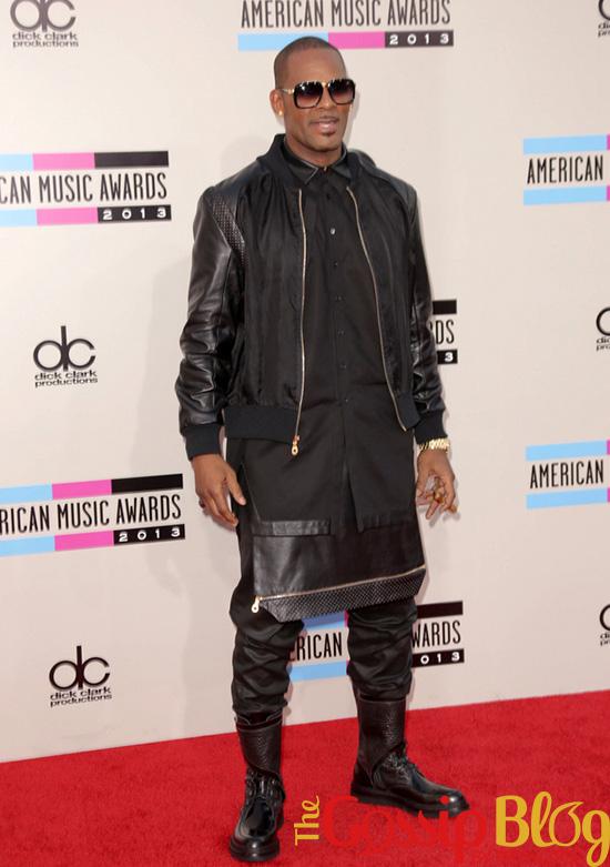 R. Kelly at 2013 American Music Awards
