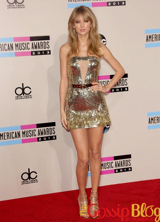 Taylor Swift at 2013 AMA