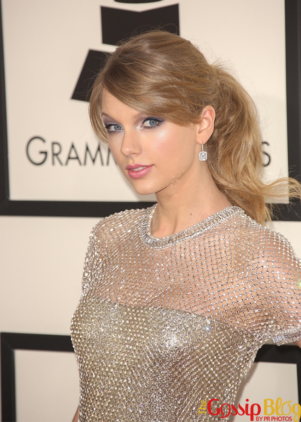Taylor Swift at 2014 GRAMMY Awards