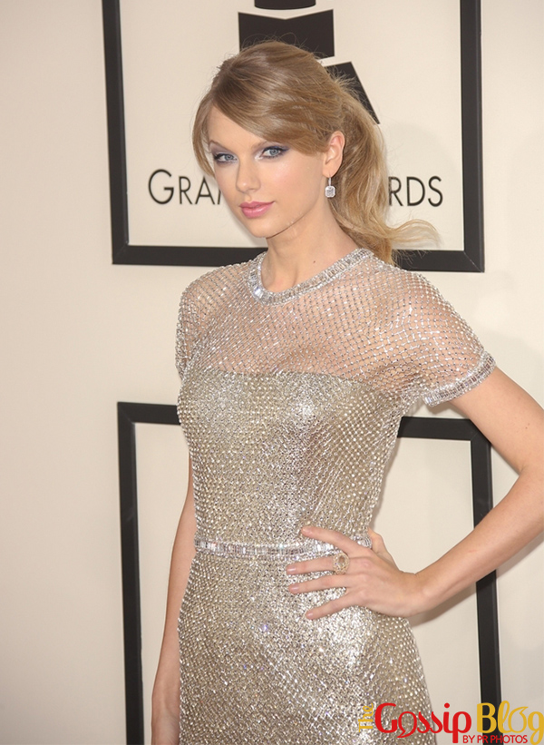 Taylor Swift at GRAMMY Awards 2014