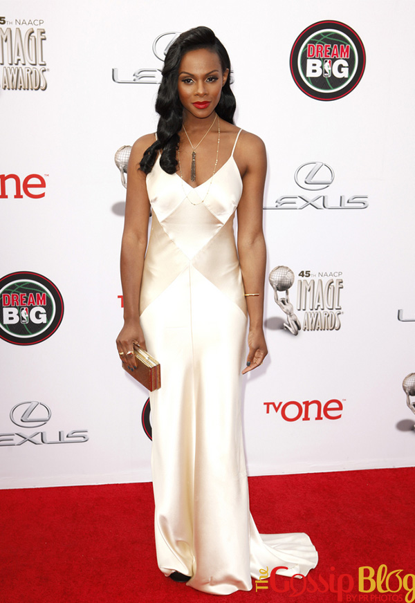 Tika Sumpter. 2014 NAACP Image Awards