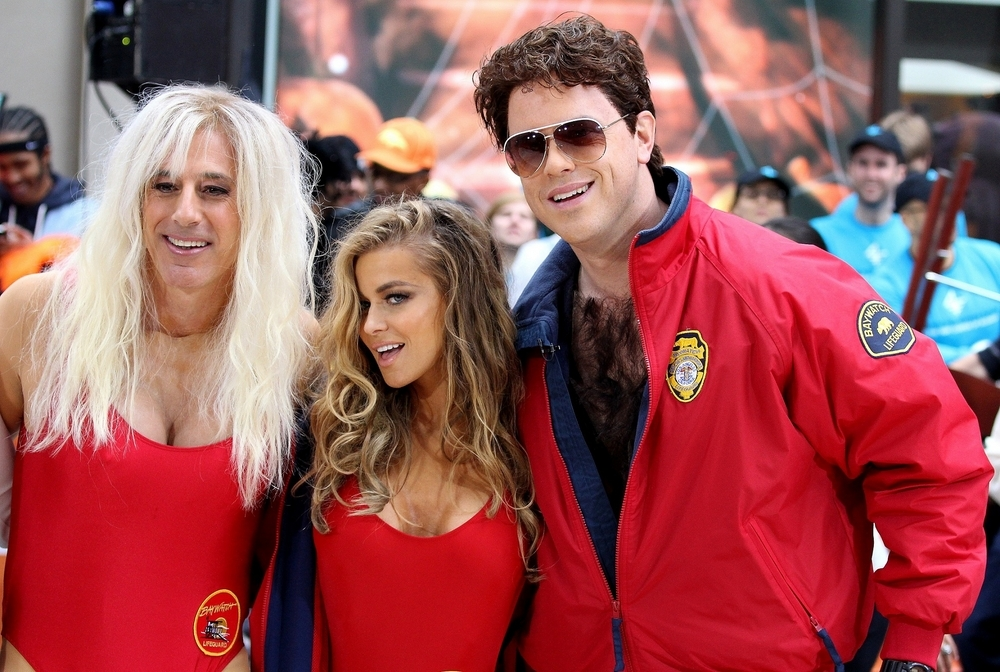 """NBC's """"Today Show"""" Halloween Special at Rockefeller Center in New York City"""