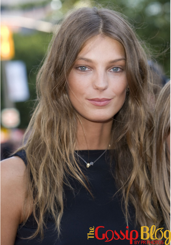 Daria Werbowy at Canada's Walk of Fame1