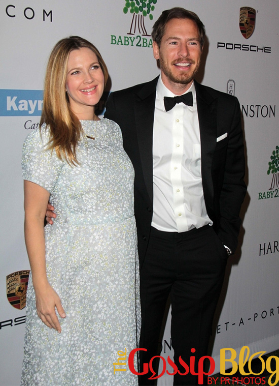 Drew Barrymore Honored at Baby2Baby Gala
