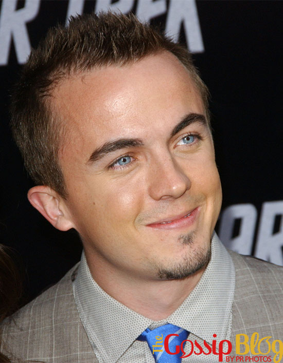 Frankie Muniz at 'Star Trek' LA Premiere