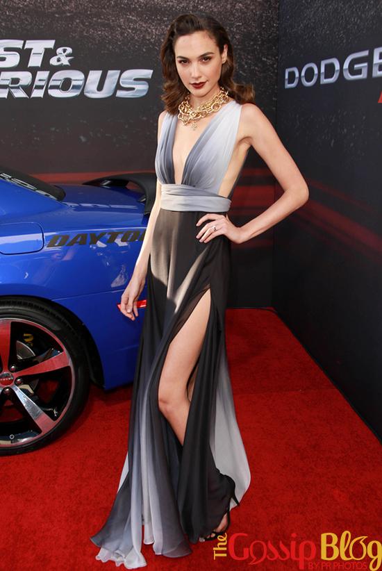 Gal Gadot at 'Fast & Furious 6' LA Premiere
