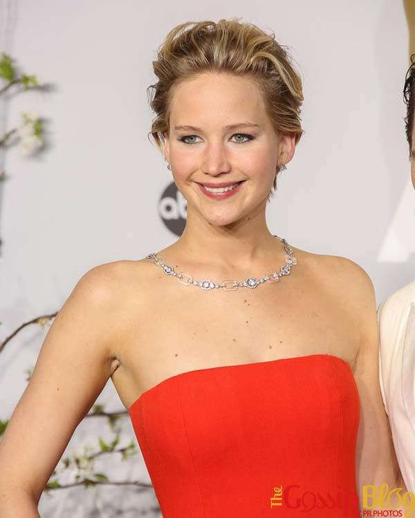 Jennifer Lawrence, 2014 academy awards
