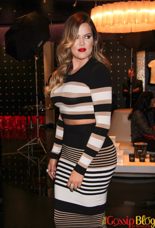 Khloe Kardashian Appearance at Kardashian Khaos Las Vegas