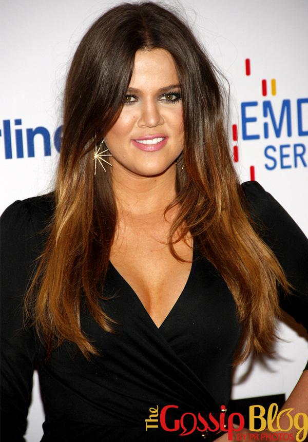 Khloe Kardashian at 2012 Race to Erase MS Gala