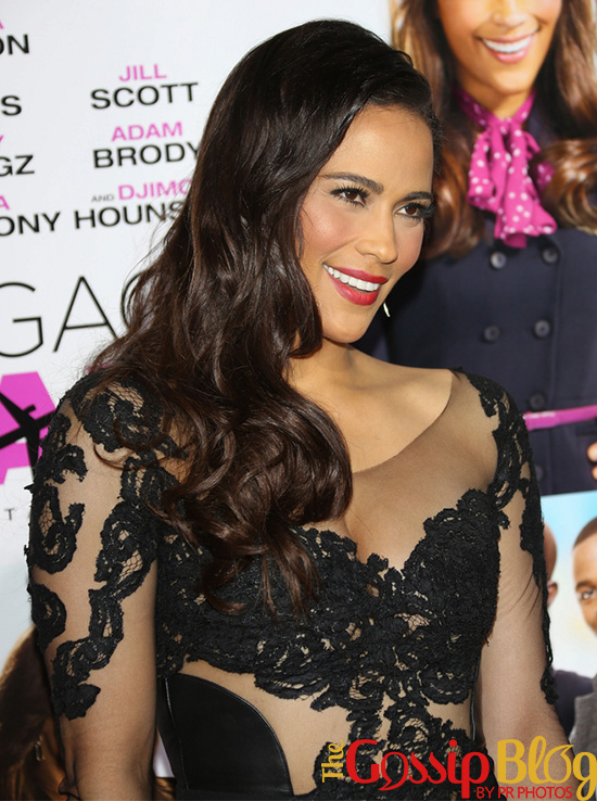 Paula Patton at 'Baggage Claim' Los Angeles Premiere