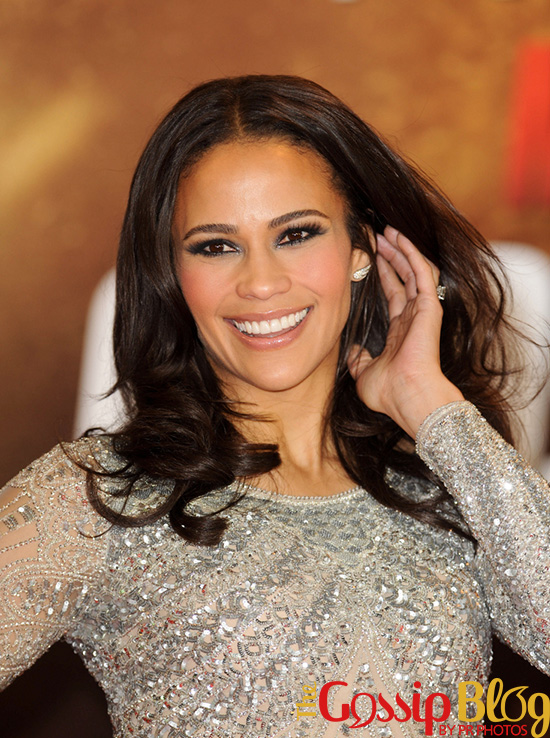 Paula Patton at 'Mission Impossible Ghost Protocol' UK Premiere