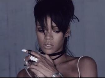 Rihanna What Now Video capton