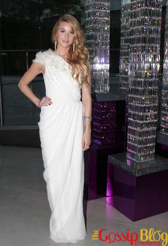 Whitney Port at 2011 CFDA Fashion Awards