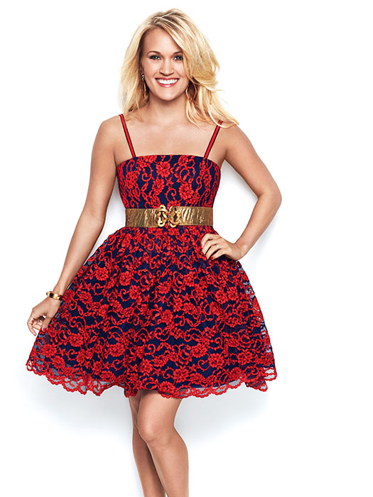 carrie-underwood-red-dress
