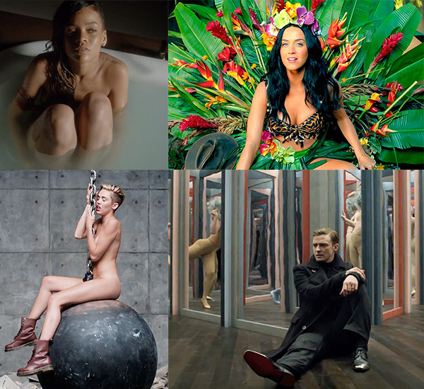 25 Biggest Songs of 2013 Rihanna JT Miley Katy