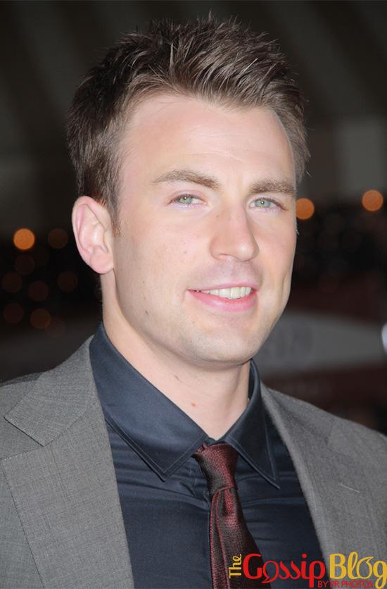 Chris evans photo