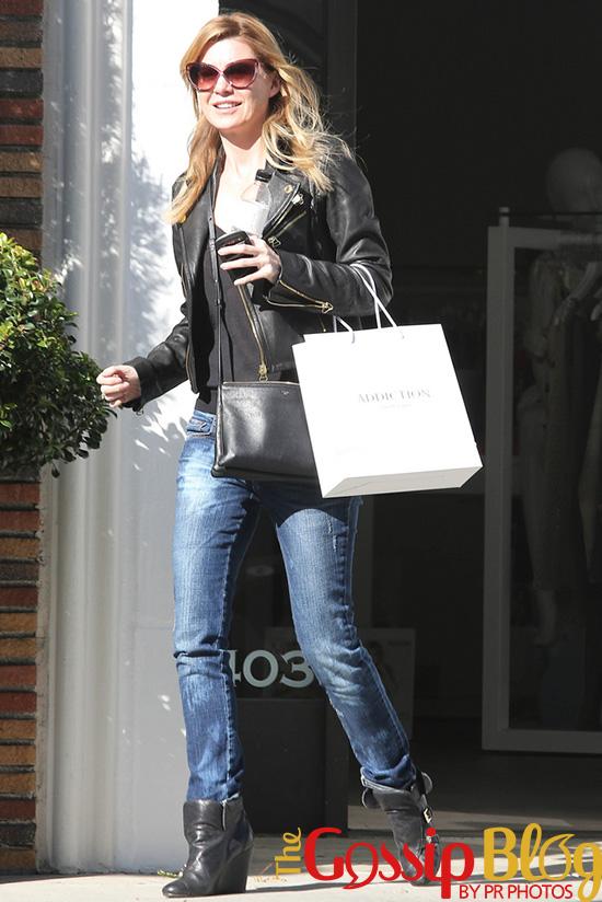 Ellen Pompeo Shopping
