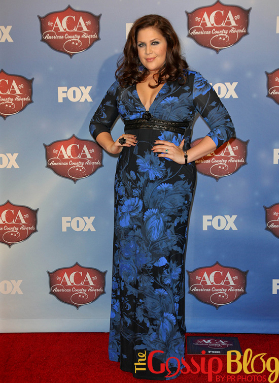 Hillary Scott at American Country Awards 2013