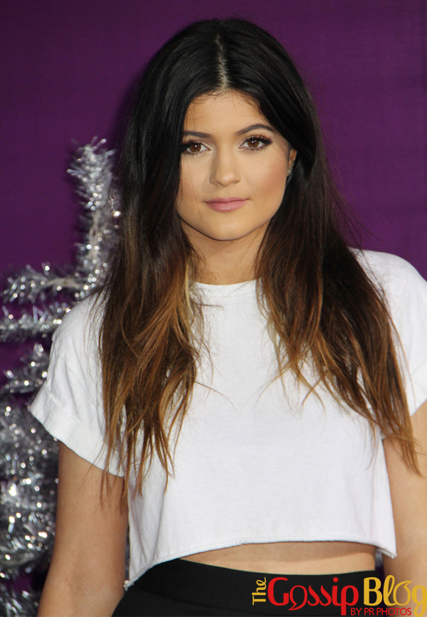 Kylie Jenner at 'Believe' Premiere