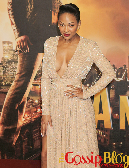 Meagan Good at 'Anchorman 2 The Legend Continues' UK Premiere