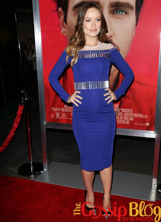 Olivia Wilde at 'Her' LA Premiere 1