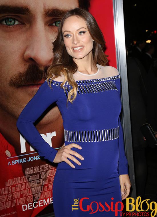 Olivia Wilde at 'Her' LA Premiere 3