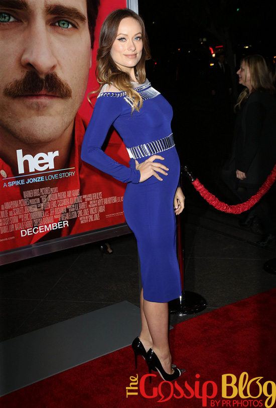 Olivia Wilde at 'Her' LA Premiere